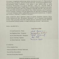 Petycja SIPRP z 8.05.2013r. - strona 2 z 2
