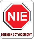 logo Dziennika Cotygodniowego NIE