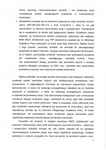 """wniosek MKK NSZZ """"Solidarność"""" przy PIP  - str. 3 z 4"""