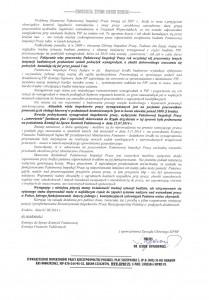 Petycja - str. 2 z 2