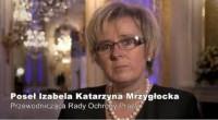 Poseł Izebela Katarzyna Mrzygłocka